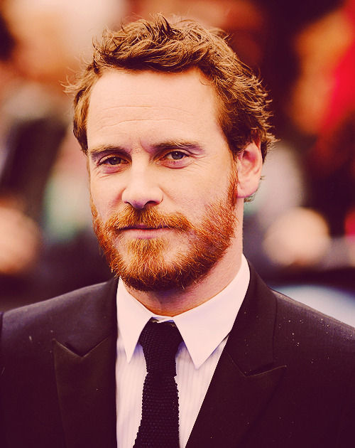 Michael Fassbender at the World Premiere of Prometheus