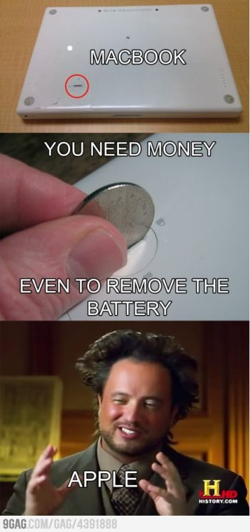 9gag:  Oh Apple….