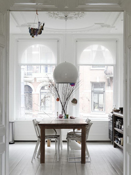 (via a stunning family home in amsterdam | the style files)