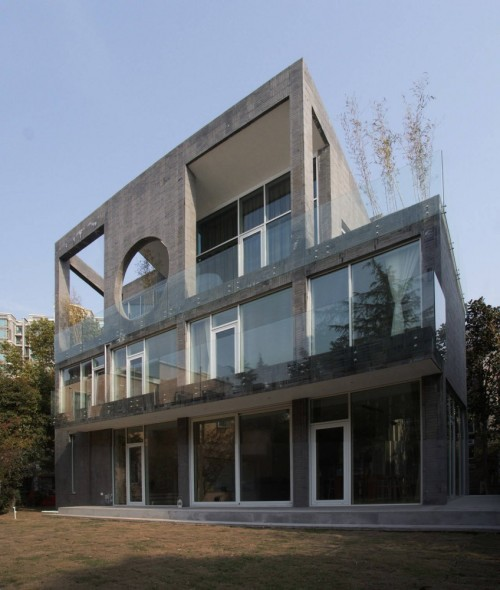 Villa A / QSJW Architects