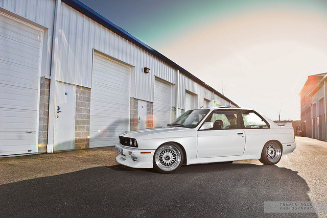 crackfire:  Joey Batista's E30 M3. by TravisRockPhotography on Flickr.