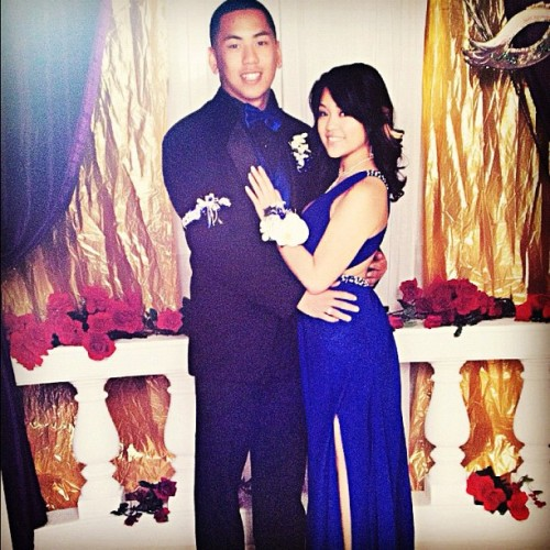 Yay! Our prom pictures! 😊😁👫💑 #prom #bf (Taken with instagram)