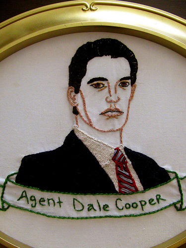 andtheanimal:  for graceface! @visualfarts  anything for Agent Cooper!