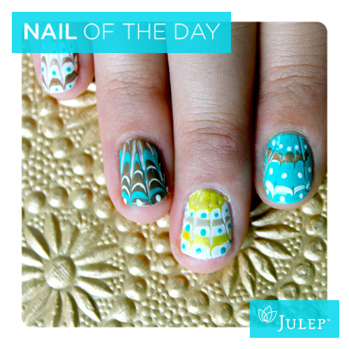 NOTD: Seashell Inspiration