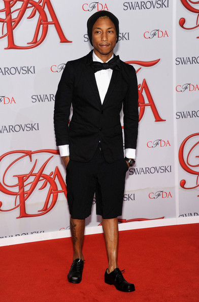 Pharrell Williams, 2012 CFDA Fashion Awards