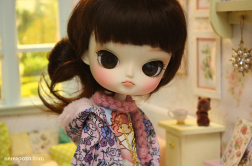 pullipdolls:  Custom Dal doll LALA BERRY ♥ by Keera