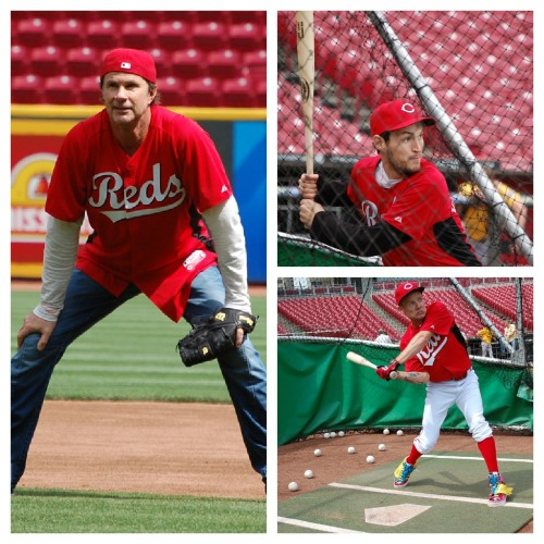 More shots of the Chili Peppers' visit to GABP …