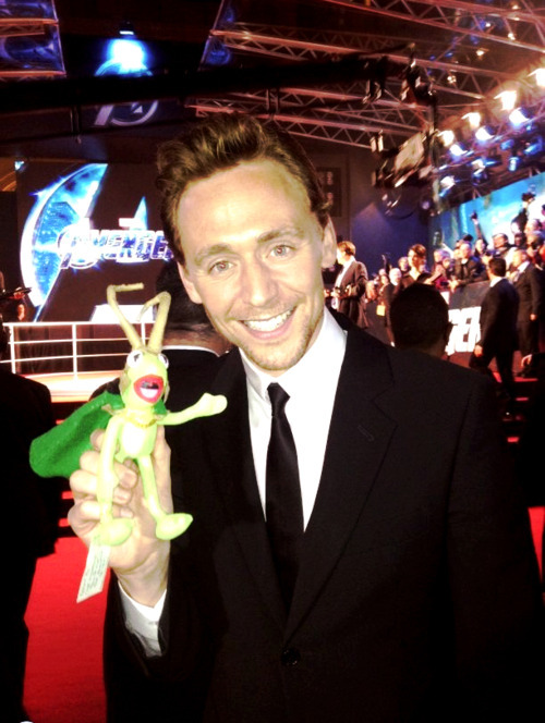 hiddlestonisthegodofmischief:  So if I dress up as Loki, Tom Hiddleston will grab me about my middle? What do I have to do for him to grab my cunt?