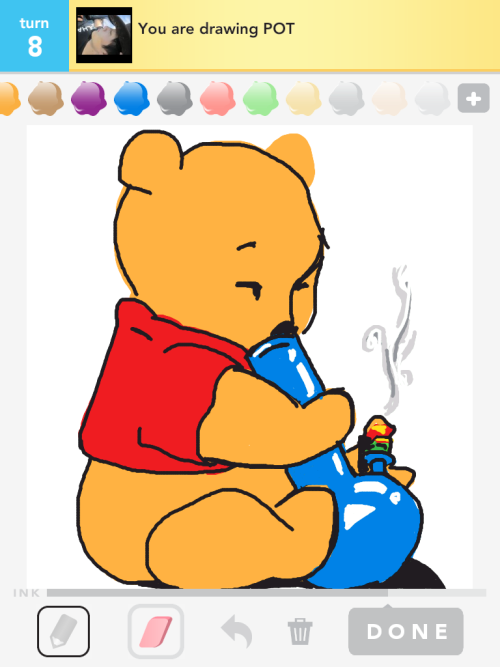 Drawsomething: Pot
