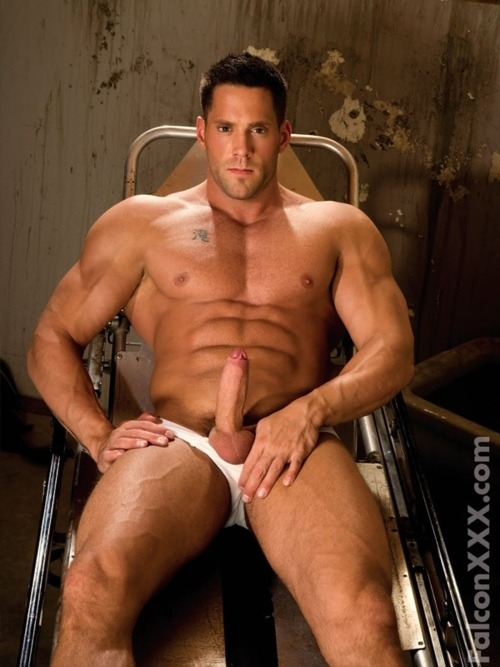 mancrushoftheday:  NSFW- Erik Rhodes.Visit The Man Crush Blog | Twitter | Facebook | Google+
