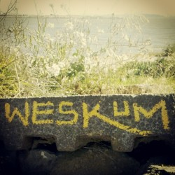 #Wesk #UM #Graffiti #Tag #Handstyle (Taken with instagram)