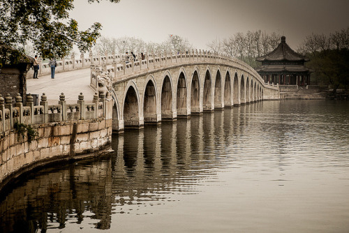 Bridge Summer Palace by Tilius - Silvio Lucchini on Flickr.
