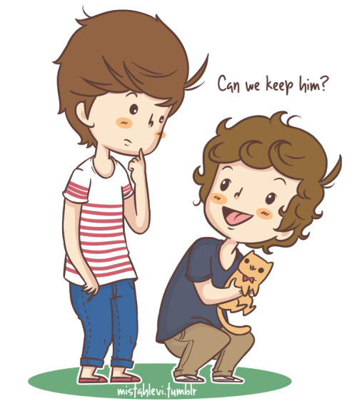 Funny Couple Cartoon Tumblr : Basically, this is a fandom explosion. - Larry Stylinson fan art ...