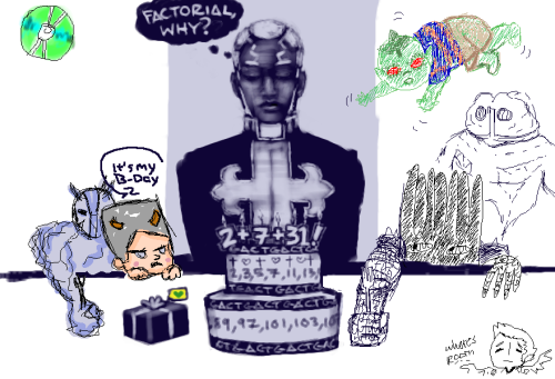 i'm drawing birthday boy in the jojo pchat if anyone wants to join ♥
