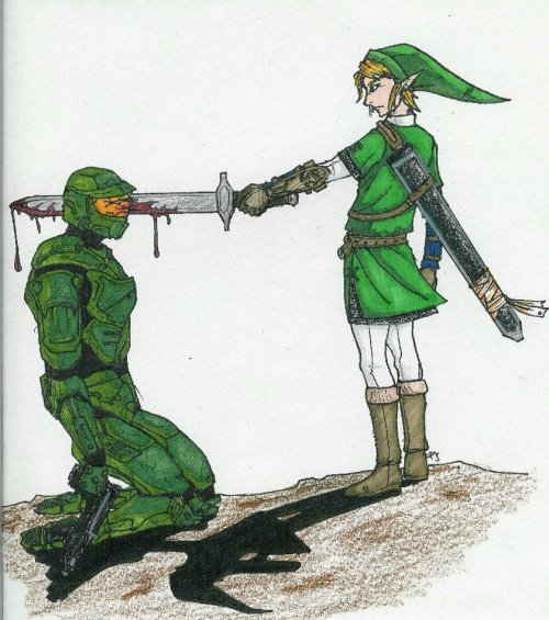 Pretty much how the games stack up. Plus Link kicks ass.