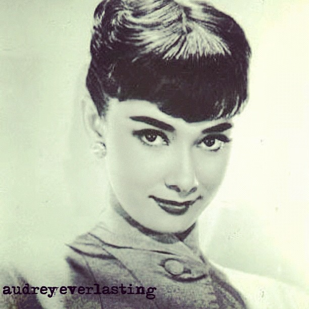 #tumblr #cute #audreyhepburn #audrey #fashion #vintage #beautiful #love #beauty #model #follow #popular #audreyeverlasting  (Taken with instagram)
