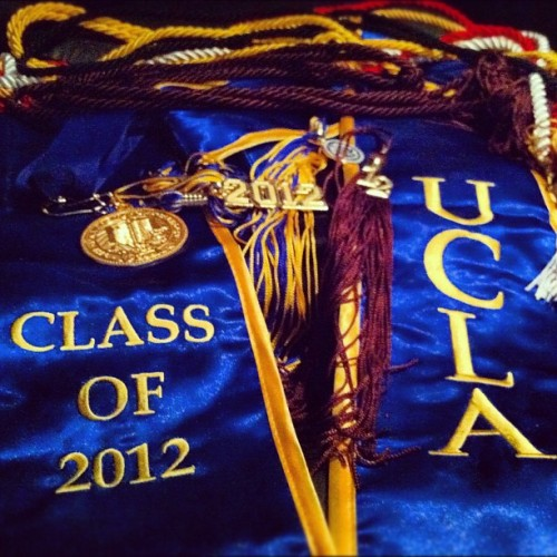 11 more days. (Taken with Instagram at UCLA (University of California, Los Angeles))
