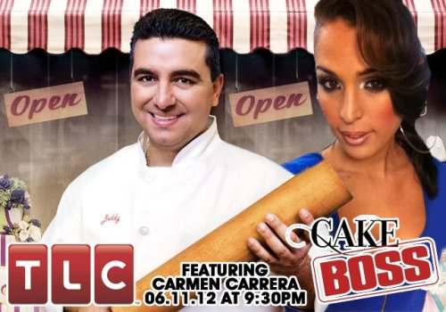 fuckyeahcarmencarrera:  CARMEN CARRERA ON CAKE BOSS! 6/11/12 @ 9:30PM ON TLC  Thanks for the submission, Carmen!!