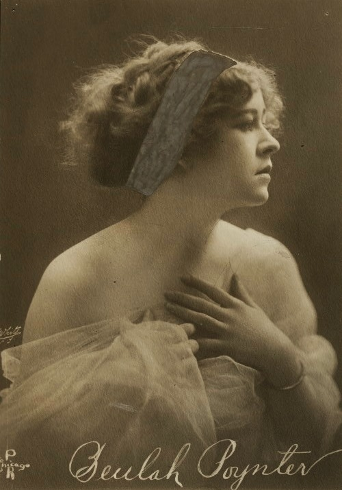 whataboutbobbed:  Beulah Poynter (June 6, 1886 - August 13, 1960)