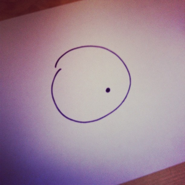 Transit Of Venus, By Kurt (Taken with instagram)