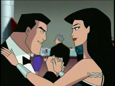 It will happen Bruce and diana will date!