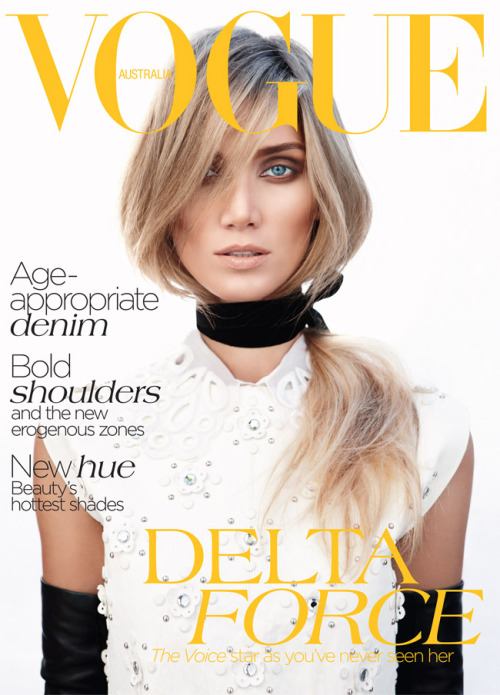 The Detla issue is on sale today! What do you think of the cover? Image by Nicole Bentley