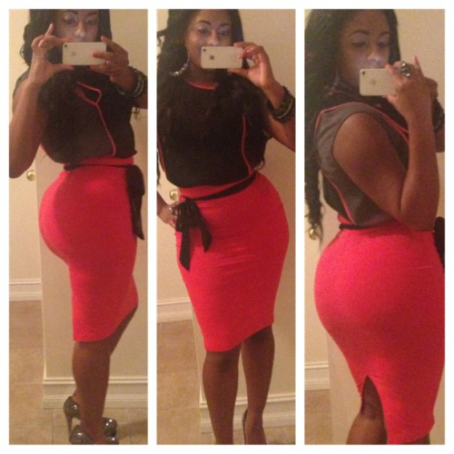 allthickwomen:  She has a bright future ahead of her. I'll give her a promotion off the basis of that ass