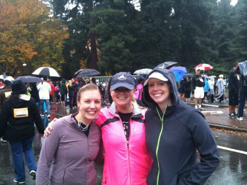 #1. Complete a 5K - Run to Feed the Hungry. Thanksgiving 2011.