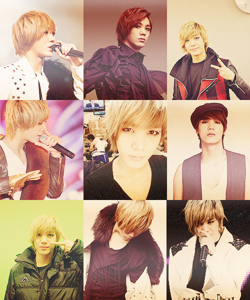 ★ top 6/9 pictures → Mir Cry/Stay era → asked by anon