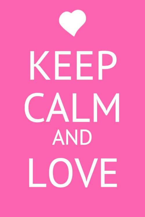 #LOVE #KEEPCALM #PLUR