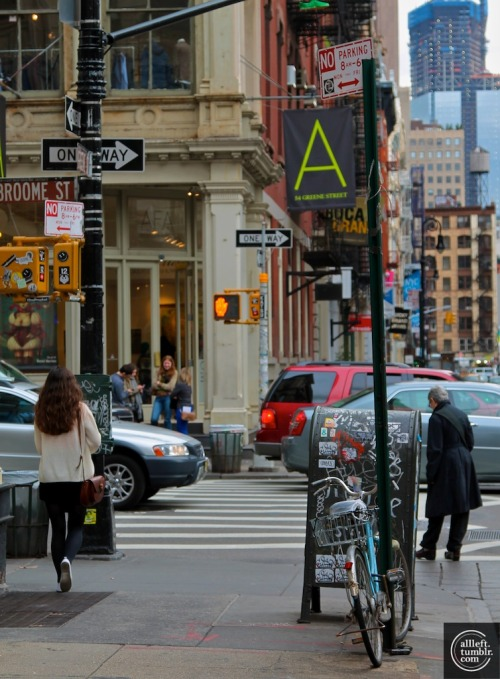 Broome St, New York City