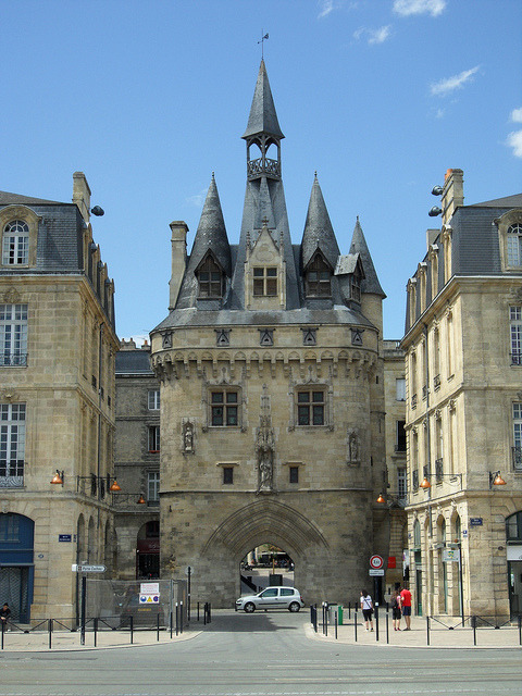 alpenstrasse:  Bordeaux ~ France