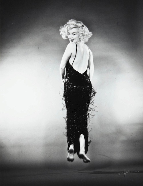 missingmarilyn:  Marilyn Monroe photographed by Philippe Halsman, 1959.