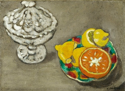 Louis Valtat Fruit and Bowl 1904