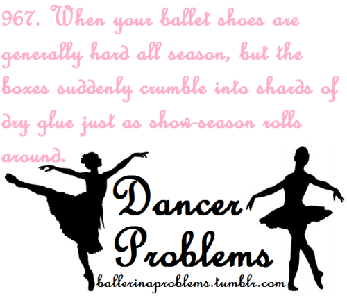 ballerinaproblems:  Submitted by clanceinyourpants.