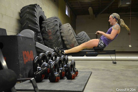 crossfittinhawaiiantexaschick:  Boxes, kettlebells and tires, oh my!