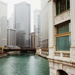 "troubled:  ""Chicago River"", by Ludvig Stolterman"