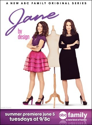 I am watching Jane By Design                                                  3967 others are also watching                       Jane By Design on GetGlue.com