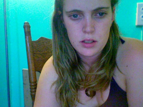 "this is my ""browsing tumblr face while my roomate talks flirt-ily on the phone while I eat lefte over dominos and ice my achilles heel"" i was surrounded by beautiful gay men all night. tomorrow is going to be a harsh wakeUP! (edit: that is a rough picture hahaha)"