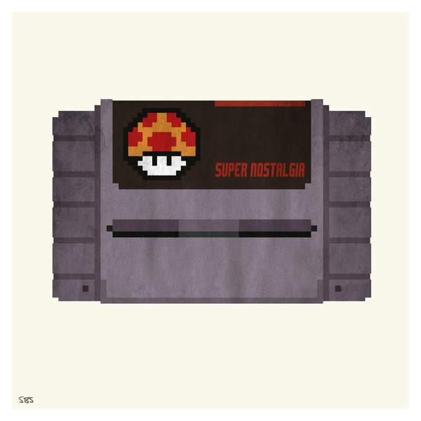 it8bit:  Nostalgia in Cartridges Created by Stefan Birgir Prints available at society6.