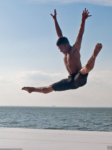 thenextfamous:  Danny Tidwell  also travis wall's brother