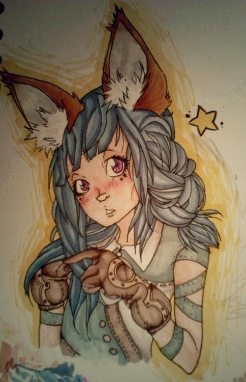 whinecraft:  captaincutekitty's Elin; Elowyn from TERA online. First one of 5 free requests (so far) right now I'm doing in the TERA tag. After the first 5 are done, I'll take more. You're more than welcome to send me a message with a picture of your character though, and I'll consider adding them to the list. TOO MANY ELINS. I want to draw a castanic….  I know, I know… too many Elins.  But it would mean the world if you could do Robin! :)  http://25.media.tumblr.com/tumblr_m4vktc7iMa1rwj6qlo1_1280.png