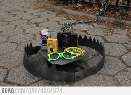 9gag:  A Trap for the Hipsters