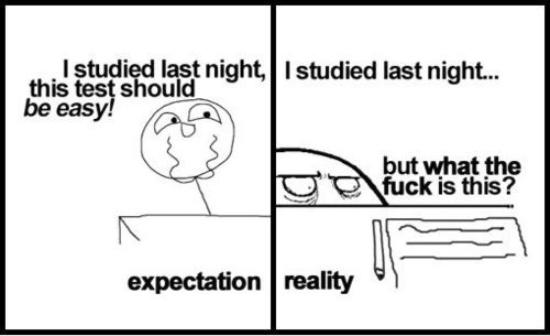 Happened to me yesterday, as I was doing my ISYS practical exam!