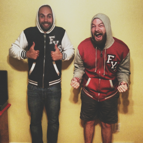 jakeholla:  we're housemates, we love FourYearStrong, and we live by the beard. triple whammy?  andoneofyoushouldmarryme…or something
