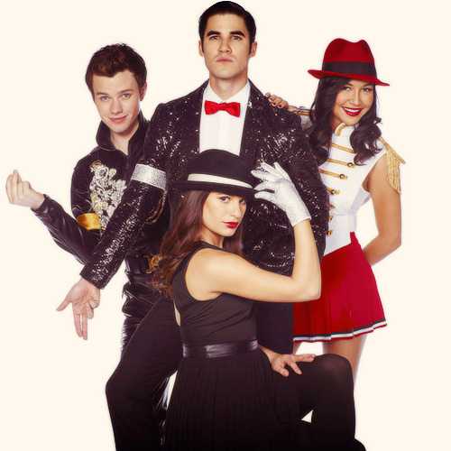 patyagron:  46/50 photos of the Glee Cast