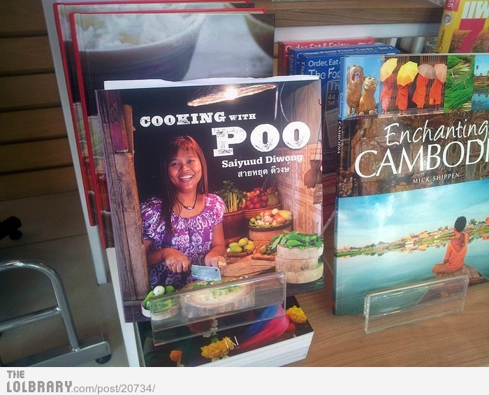 Cooking with what now??Follow this blog for the best new funny pictures every day