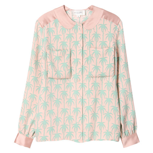 Perfect summer blouse by Jill Stuart <3