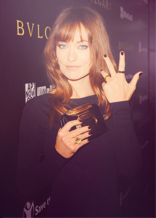 fallen-embers:  19/50 Pictures of Olivia Wilde.