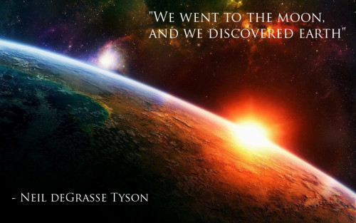 Related: Space Chronicles, by Neil Degrasse Tyson